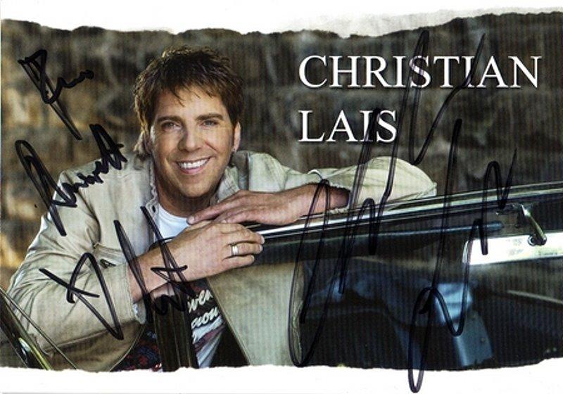autogramm-christian-lais