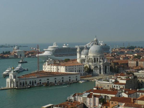 Venedig – Der Blick von oben