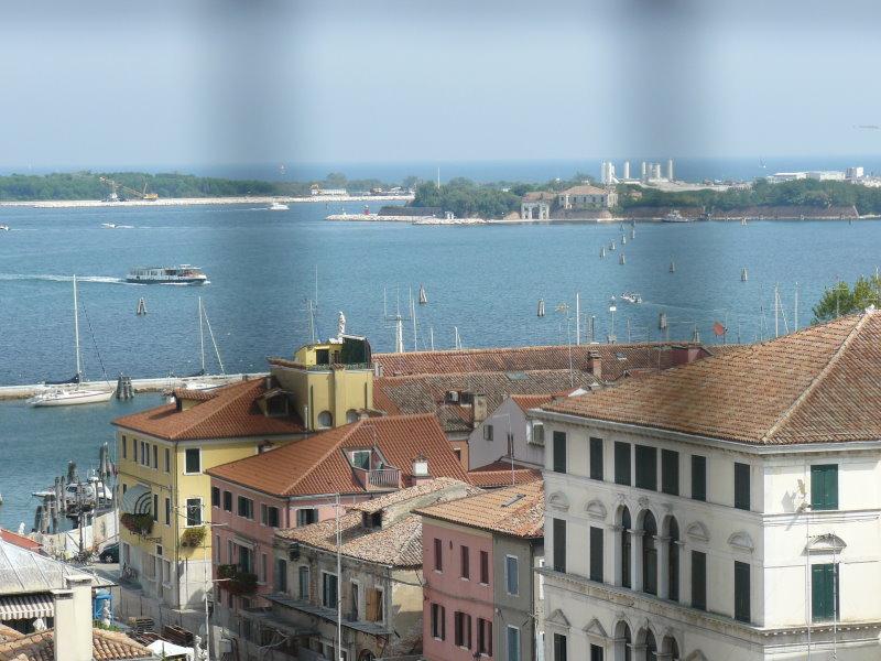 Chioggia – Ausblicke vom Uhrenturm