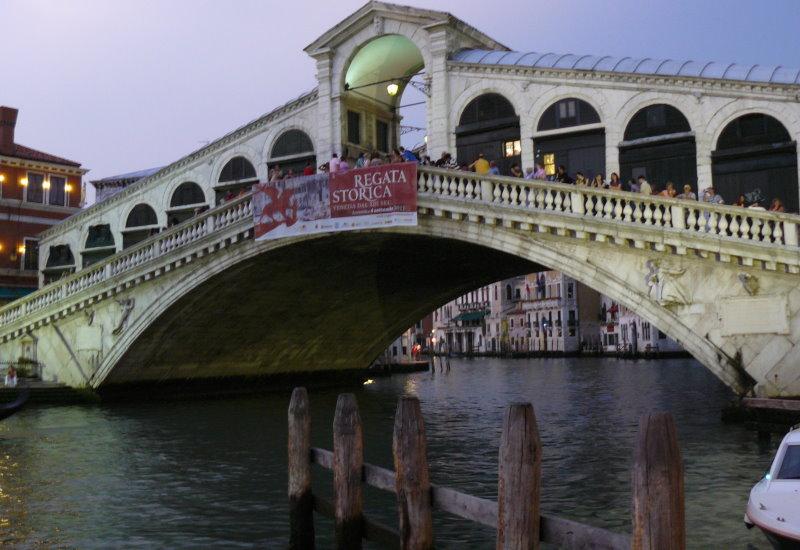 Venedig – Rialto-Brücke