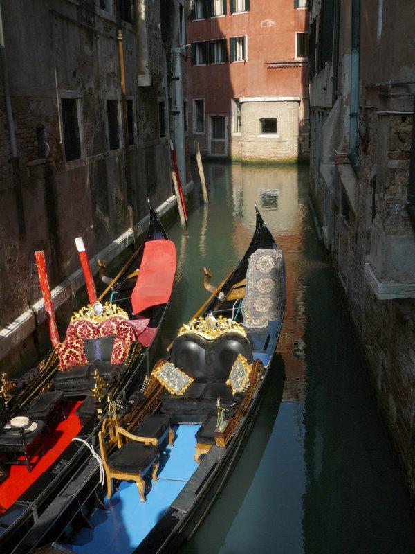 Venedig – Unterwegs zu Fuß