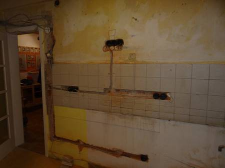 Großprojekt Küche: Teil 1