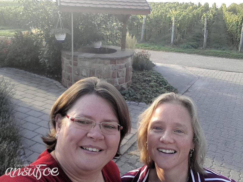 Wenn Engel reisen… oder auch: Im Pfälzer Ausland (Teil 1)