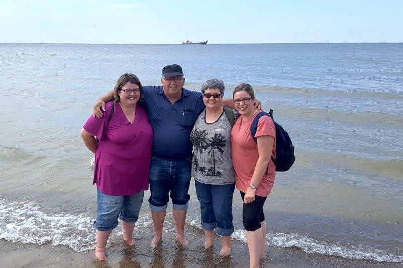 Polnische Ostsee im Pfingsturlaub #1: Niechorze