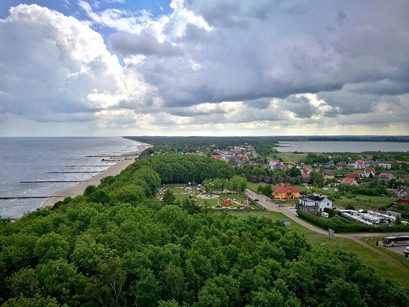 Polnische Ostsee im Pfingsturlaub #2: Leuchtturm & Rewal
