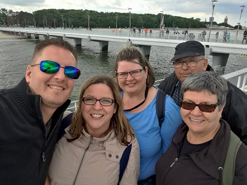 Polnische Ostsee im Pfingsturlaub #3: Kolberg