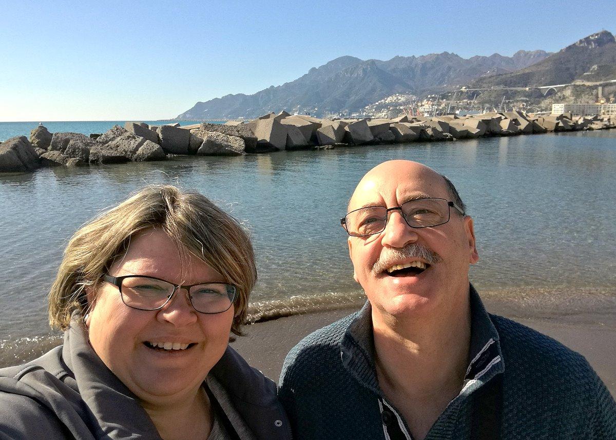 Familienbesuch in Italien, Februar 2019 (Teil 3)